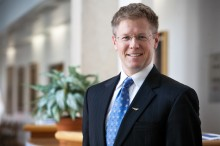 Daniel Meldrum, M.D., chief of the division of thoracic and cardiovascular surgery.