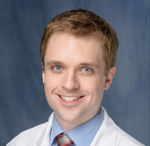 Russell Hawkins, General Surgery Resident
